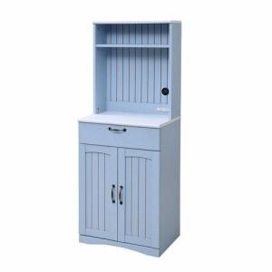 食器棚 レンジ台 幅60 一人暮らし 引き出し おしゃれ 北欧 安い キッチン 収納 棚 ラック 大容量 ハイタイプ 炊飯器置き場 コンセント ア