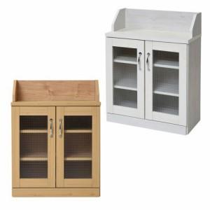 食器棚 幅60 一人暮らし ロータイプ 作業台 おしゃれ 北欧 安い キッチン 収納 棚 ラック コンパクト 小さい 小型 ミニ 大容量 キャビネ