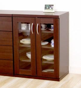 食器棚 おしゃれ 北欧 安い キッチン 収納 棚 ラック 木製 ロータイプ コンパクト ミニ 調味料 小型 小さいサイズ 一人暮らし 大容量 約