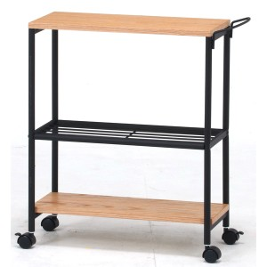 キッチンワゴン おしゃれ キャスター 付き スリム 炊飯器 キッチンラック アンティーク 作業台 ミニ コンパクト 木製 安い 収納 ナチュラ
