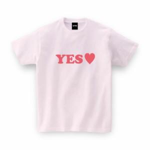 YES NO Tシャツ(お祝い 結婚祝い)メッセージ Tシャツ おもしろtシャツ 誕生日プレゼント 女性 男性 女友達 おもしろ Tシャツ
