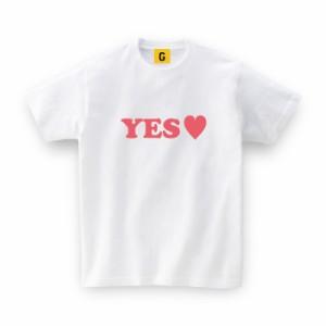 結婚祝い YES NO TEE おもしろtシャツ 誕生日プレゼント 女性 男性 女友達 おもしろ Tシャツ プレゼント ギフト GIFTEE