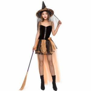 86cbe7ae226f7 吸血鬼 ウィッチ 魔女 女巫 悪魔系 巫女 新作ハロウィン 女性用 レディース コスチューム 仮装 成人用