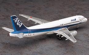ハセガワ 1/200スケール 全日空 エアバスA320(新マーク)