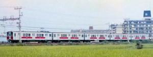 MICROACE(マイクロエース) [N] 【A8091】 大阪市交通局60系・非冷房・側面赤帯 5両セット 鉄道模型