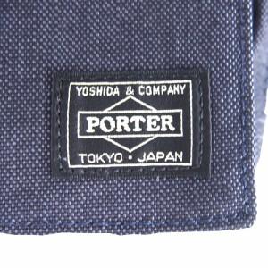 吉田カバン ポーター スモーキー ポーチ&ショルダー 592−06369 ネイビー