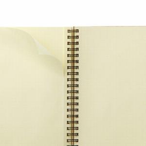 デルフォニックス(DELFONICS) ロルバーン ポケット付メモ A5 500056 101 グレー