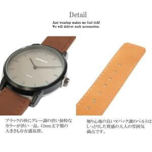 249dc5944f メンズウォッチ メンズ 時計 出来る男のカジュアルウォッチ! ヌバックスエードウォッチ 腕時計 ブレスレット カジュアル時計 2018
