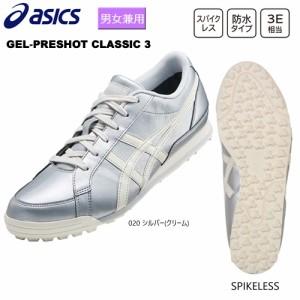 アシックス(asics) メンズ ゲルプレショット クラシック 3 (GEL-PRESHOT CLASSIC 3) スパイクレス ゴルフシューズ 1113A009 インポートモ