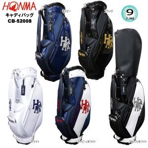 本間ゴルフ(ホンマ) 9型(軽量/2.9kg) '21 ダンシングHONMAロゴ キャディバッグ CB-52008 [HONMA Dancing HONMA CART BAG]