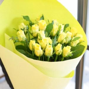 送料無料 バラ90本の花束 贈り物 ギフト 選べる ピンク イエロー オレンジ ホワイト プレゼント 誕生日 送別会 卒業祝い