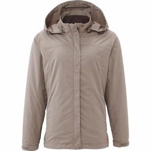 ミズノ 【ブレスサーモ】エッセンシャルジャケット レディース A2JE5716 56 モカ