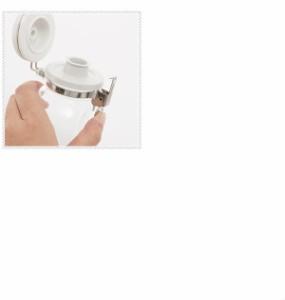 保存容器 Cellarmate セラーメイト 通販 ワンプッシュ便利びん 500ml ガラス 硝子 透明容器 キャニスター