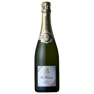 ゾエミ ド スーザ ブリュット メルヴェイユ 750ml [フランス/シャンパーニュ/スパークリングワイン/辛口/01770]