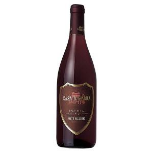 カーサダンブラ ペッレ パルンモ 750ml [イタリア/カンパーニア/赤ワイン/007858]