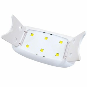 パジコ社製  UV-LEDスマートライト ミニ UVレジン LEDライト 星の雫 太陽の雫 宝石の雫 クラフトアレンジ ネイル ランプ ジェルネ