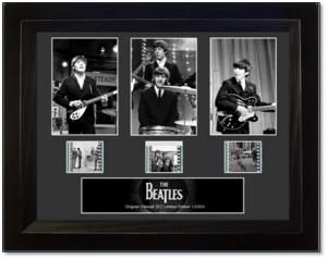 【世界限定 2000個】ビートルズ フィルムセル(Beatles Film Cells)