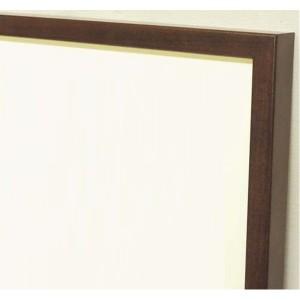 デッサン額縁/フレーム 【大全紙サイズ 727×545mm】 ブラウン 壁掛けひも/アクリル付き 化粧箱入り 5767