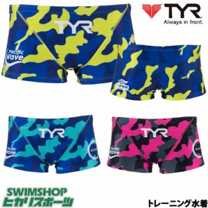 a898aed0a4a トレーニング水着 ティア TYR メンズ ショートボクサー BLOGO-19S 練習用