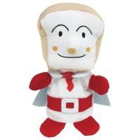 (吉徳のぬいぐるみ)アンパンマン ハンドパペット ソフト しょくぱんまん 182507(人形、玩具、おもちゃ、ぬいぐるみ、キャラクター