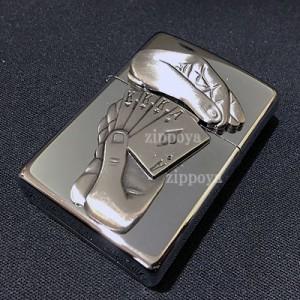 【ZIPPO】ジッポ/ジッポー FULL HOUSE フルハウストランプ 内部のユニット彫刻無料 28837