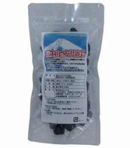 富士山の大沢溶岩 飲料水用200g