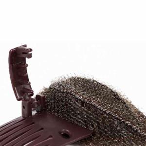 前髪 ヘアクリップ クリップ 前髪とめーる 前髪 コーム 前髪 ヘアアクセサリー ヘアメーカー ヘアアレンジ ヘアまとめ 補助