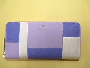 pi. ティナパース レディース財布 ラウンドファスナー長財布(小銭入れあり) 1555441