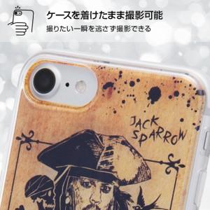 iphone7ケース パイレーツ・オブ・カリビアン 最後の海賊 TPUケース + 背面パネル パイレーツオブカリビアン
