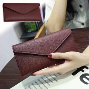 6c70d776ee08 財布 レディース 財布 長財布 三つ折り財布 カード 薄型 小銭入れが大きい長財布