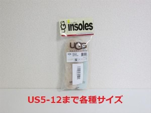 UGG australia アグ オーストラリア インソール リプレイスメント US10 中敷【新品】Insole Replacements (Women's)