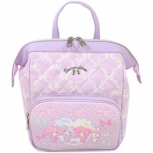 cb49c5bfe7099 ぼんぼんりぼん ワイヤーリュック キッズ用 子供用☆サンリオ 幼児キッズ向けファッションバッグ・