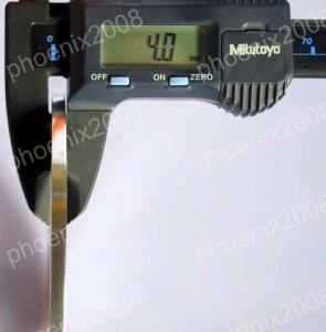 2826 モンキー ゴリラ ホイール オフセット ハブ スペーサー 4mm