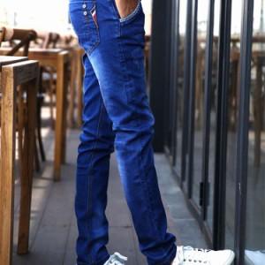 スリムパンツ ジーンズ ジーパンツ メンズ ストレッチパンツ デニムパンツ 大きいサイズ ストレッチ ロングパンツ メンズデニム