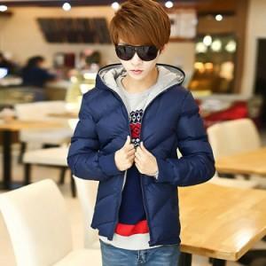 大きいサイズ 中綿コート ミリタリーコート 中綿ジャケット ブルゾン フード付き メンズ アウター 中綿 暖かい アメカジ ミリ
