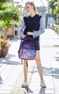 リュック リュックサック メンズ レディース 人気 高校生 通学 バックバッグ トレンド大容量リュックサック スクエア 代引対応可