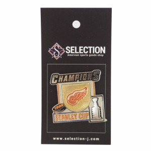 """""""NHL レッドウィングス ピンバッジ/ピンズ 1998 スタンレーカップ チャンピオン レアアイテム"""""""