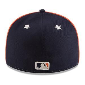 お取り寄せ MLB タイガース 選手着用 59FIFTY キャップ ロープロファイル 2018 オールスターゲーム ニューエラ/New Era