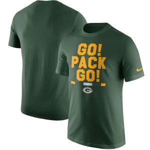 お取り寄せ NFL パッカーズ ローカル バーヴィジ Tシャツ ナイキ/Nike グリーン