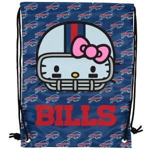お取り寄せ NFL ビルズ ハローキティ ドローストリング ナップサック