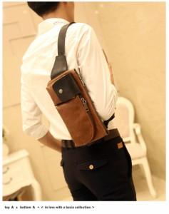 ボディバッグ 2way バッグ メンズ レディース 鞄 ウエストバッグ メッセンジャー ショルダーバッグ 鞄 ユニセックス
