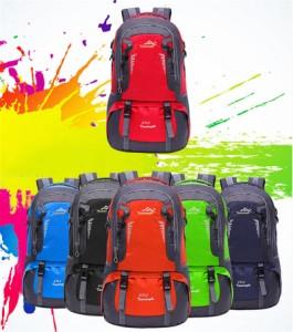 リュック 登山リュックサック メンズ バックパック 40L大容量 デイパック スポーツ 旅行 アウトドア ナイロン バッグ 鞄 ハイキング 人気