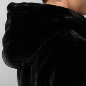 セール♪ 人気 毛皮コート  上質 コート 上着 ジャケット ファーコートメンズ ショートコート おしゃれ アウター 暖かい 冬 防寒