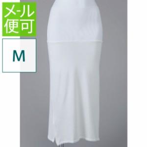 《メール便対応》 あったかLINE ガードルペチ (M) 【 白 M-1 M-2 あづま姿 裾除け 裾よけ ペチコート 肌着 下着 暖かい 補正具 補整 サポ