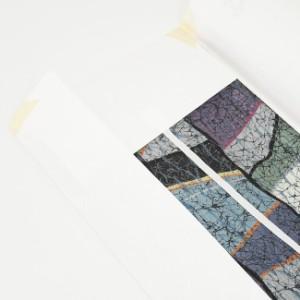 [10枚セット] 最高級和紙 きもの+おび文庫紙(たとう紙) 十二単 【  畳紙 小窓付き 帯 長襦袢 防虫 保管 衣装包み 衣替え タンス 折らずに