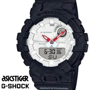 """""""CASIO G-SHOCK ジーショック メンズ 腕時計 asics tiger アシックスタイガー コラボ 限定 GBA-800AT-1A"""""""