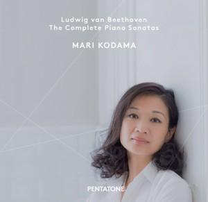Beethoven/Mari Kodama / Comp Pno Sons (SACD) (輸入盤CD)
