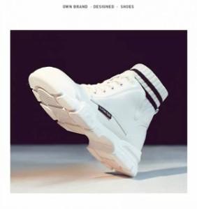 新作秋冬 レディース原宿系ショートブーツヒール3.5cm厚底 ブーツ話題の美脚ショートブーツ大きいサイズあり B412