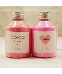 HoeHoe HoeHoe Bath Powder ラベンダーの香り 入浴剤 220g (ホエホエ)18C02