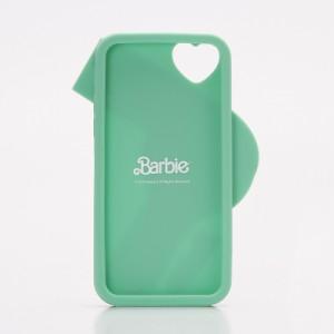 iPhone7 ケースバービー Barbie Design アメコミ シリコン カバー ドライヤー柄 LP-BI7SSACB /在庫あり/ アイフォン7 カバー アイフォ